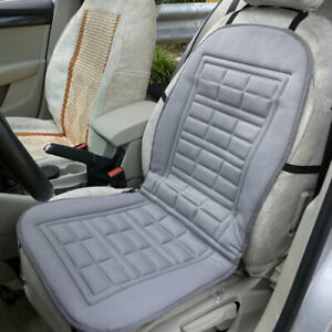 1pc Thickening Heated Car Seat Chair Heater Cover Cushion Warmer 12v Heating Pad