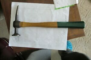 Vintage Proto 1428 Long Pick Auto Body Hammer Tool Made In The Usa