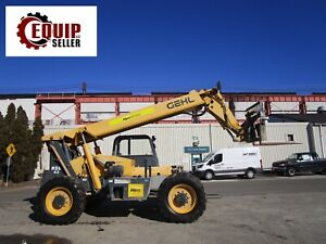 2015 Gehl Rs642 6600lb Telescopic Forklift