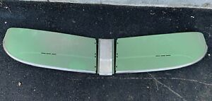 1949 1950 1951 1952 Original Fulton Deluxe Sun Shield Visor 1000 Series