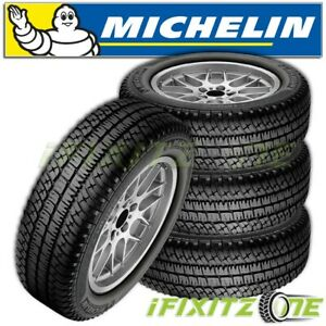 4 Michelin Ltx A t2 P275 60r20 114s All Terrain 60000 Mile Warranty Tires A t