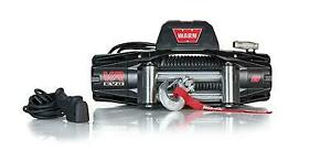 Warn Vr8 8 000lb High Performance Electric Winch Universal Fitment 103250