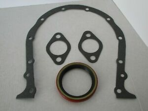 B B Chevy Gen4 Timing Cover Gasket Set With Seal Bbc 396 427 454 502