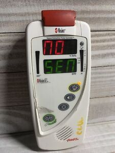 Masimo Rad 5v Handheld Pulse Oximeter Minor Damage device Only