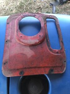 1976 79 Jeep Cj T150 3 Speed Inside Transmission Floor Cover Plate