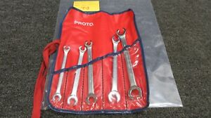 5 Proto Professional Flare Nut Combination Wrench Metric Set 3715 3715 Tools Usa