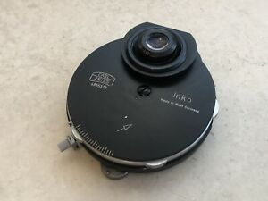 Carl Zeiss Microscope Inko Phase Contrast Condenser Dic 160mm Tl