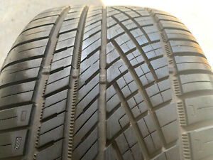 Used 275 40zr18 Continental Extreme Contact Sport Plus 275 40 18