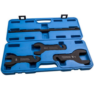 Pneumatic Fan Clutch Wrench Remover Installer Tool Kit For Ford For Gm For Jeep