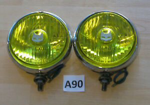 Marchal 812 Fog Driving Lights Carello Hella Cibie