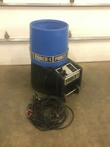 Intec Force 1 Insulation Blowing Machine Excellent