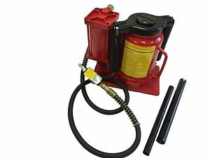 20 Ton Air Manual Power Over Hydraulic Portable Bottle Jack Lift