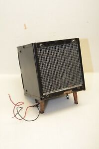 Compact Auxiliary Cab Cabin Heater 8 x8 x8 12v Marine Boat Rv