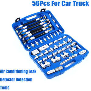 56 Air Conditioning Leak Detector Detection Tools Auto Repair Tool For Car Truck