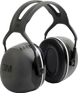 3m Peltor X5a Over the head Ear Muffs Noise Protection Nrr 31 Db Construction