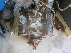 88 89 90 91 92 93 94 95 Chevy 350 5 7 Tbi Engine Motor Assembly