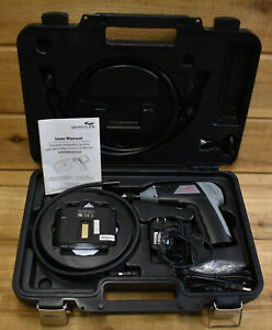 Whistler Wireless Inspection Camera Bore Scope Ic 3409px Mint In Hard Case