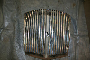 1939 Ford Deluxe Car Grill Coupe Sedan Oem