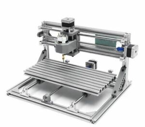 3018 3 Axis Mini Diy Cnc Router Standard Wood Engraving Machine Milling Engraver