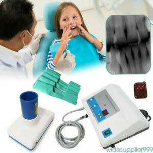 Dental X ray Portable Mobile Digital Film Imaging Machine Unit Blx 5 Us Stock