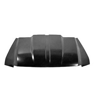 Proefx Dual 2 Inch Straight Cowl Induction Hood Panel For 00 05 Ford Excursion