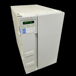 Shimadzu Cto 10a Hplc Liquid Chromatography Column Oven