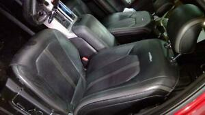 15 17 Ford F150 Platinum Driver s Side Seat Leather Trim 9b