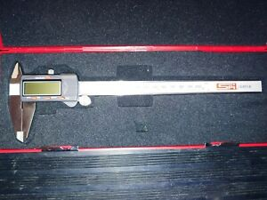 Spi Digital Electronic Caliper 0 8 Range With Large Lcd Display
