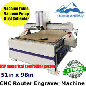 220v 51 X 98 1325 Ad And Woodworking Cnc Router Engraver Engraving Machine
