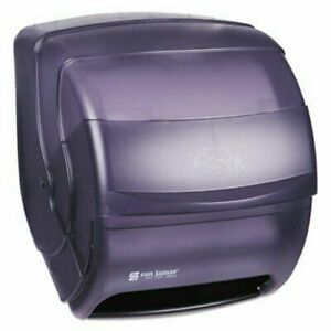 San Jamar Integra Lever Paper Towel Dispenser Black Pearl san T850tbk