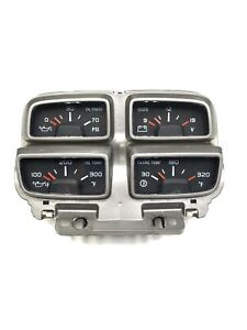 2010 2015 Camaro Ss Oem Console Gauges Automatic Transmission A t Imperial
