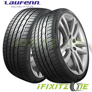 2 Laufenn S Fit As 275 40zr19 105w Tire High performance 45000 Mile Uhp New