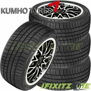 4 Kumho Ecsta Pa51 205 45r17 88v Xl All Season Performance M S Uhp Tires