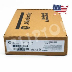 Factory Sealed Allen bradley 1746 ni16i Slc 500 16 Point Analog Input Module Plc