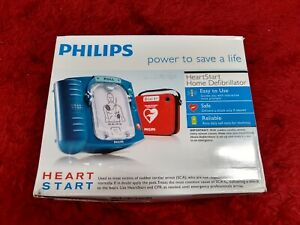 Philips Heartstart Home Defibrillator no Battery Included