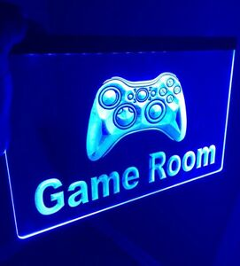 Game Room Led Light Neon Sign For Game Room office bar man Cave Arcade Room