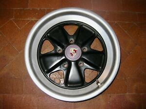 Porsche 911 16 X7 Fuchs Wheel Mint Original