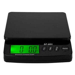 Digital Shipping Scale 66lb X 0 1oz Postal Scale With Tear And Counting Function