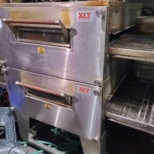 2012 Xlt Pizza Ovens Double Stack