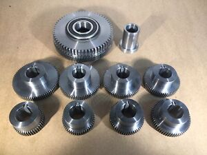 Monarch 10ee Square Dial Metric Threading Change Gear Kit
