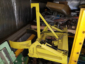 2000 Valley Craft Self Contained Battery Powered Forklift Attachment