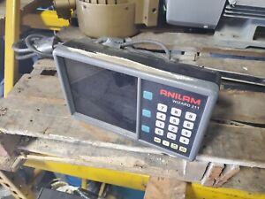 Anilam Wizard 211 3 axis Digital Readout W acu rite Linear Scales Part a221300