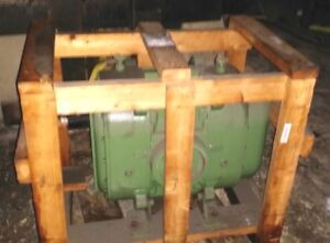 Duroflow Positive Displacement Rotary Lobe Blower 7009vt N o s In Crate