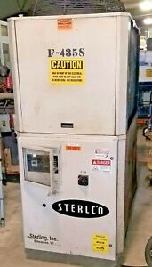 Sterlco 15 Ton Portable R22 Air cooled Refrigerated Chiller smca15