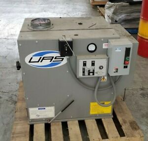 United Air Specialists vf 0750 c23csh Cartridge Dust Collector