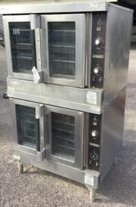 Used Hobart Hec5 Electric Convection Oven 9 Racks