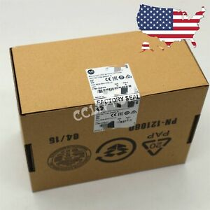 New Seal Allen Bradley 1764 24bwa Micrologix 1500 24 Point Controller Plc