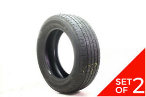 Set Of 2 Used 245 60r18 Firestone Destination Le2 105h 6 5 32