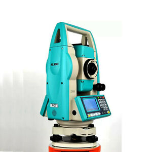 New Rqs Total Station 600m Reflectorless Total Station Connection Bluetooth