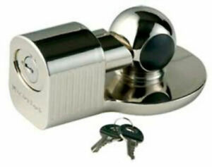 Master Lock For Trailer Coupler Hitch Tongue Security Boat Rv Towing 377